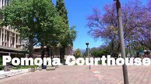 Pomona Courthouse California